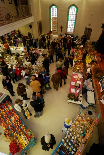 Kingston winter market