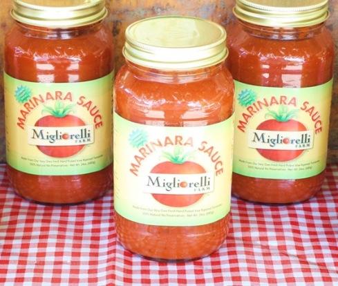 migliorelli marinara sauce, rhinebeck farmers market[4]